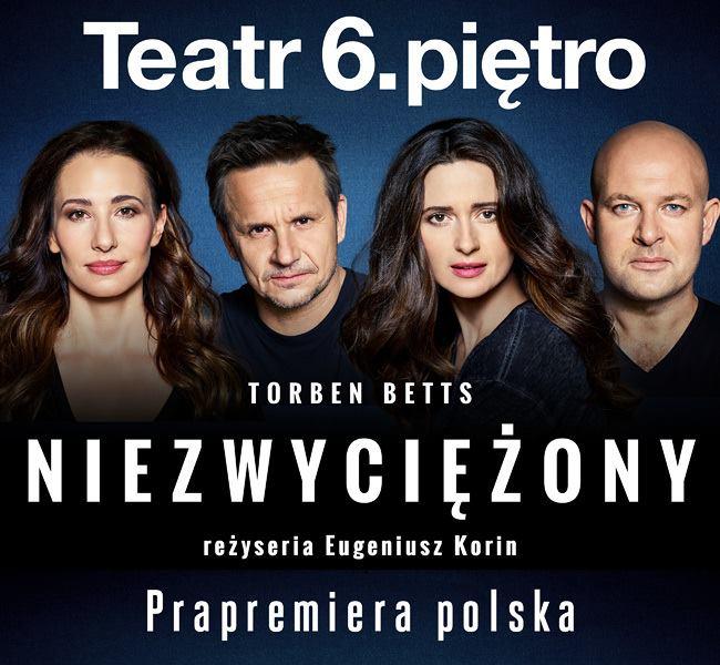 Wyjazd do Teatru 6.piętro do Warszawy