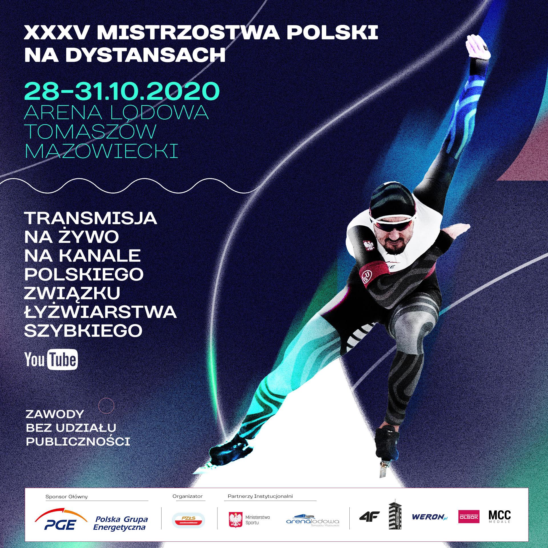 XXXV Mistrzostwa Polski na dystansach
