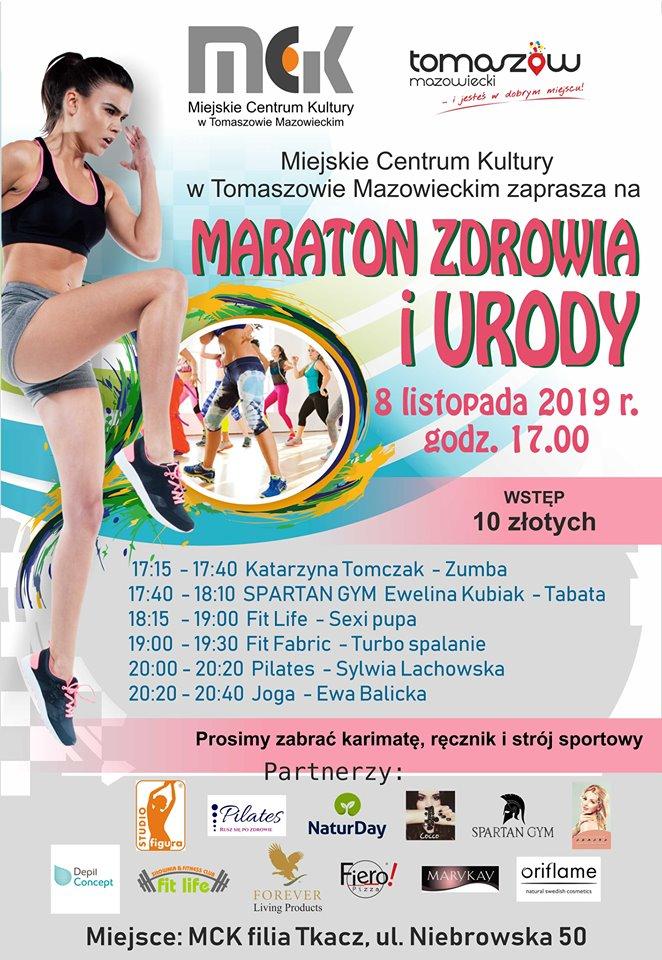 Maraton zdrowia i urody