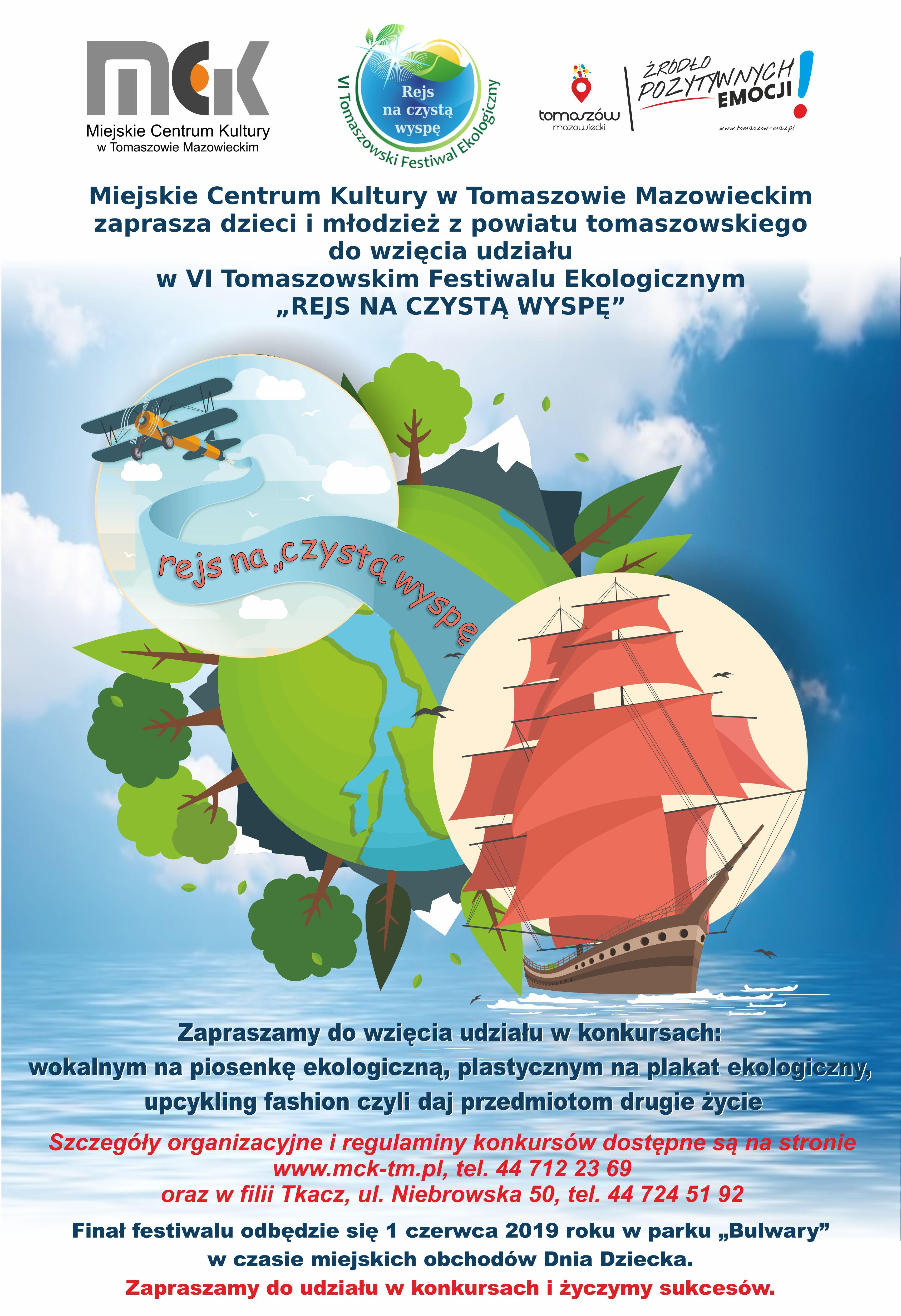 VI Tomaszowski Festiwal Ekologiczny