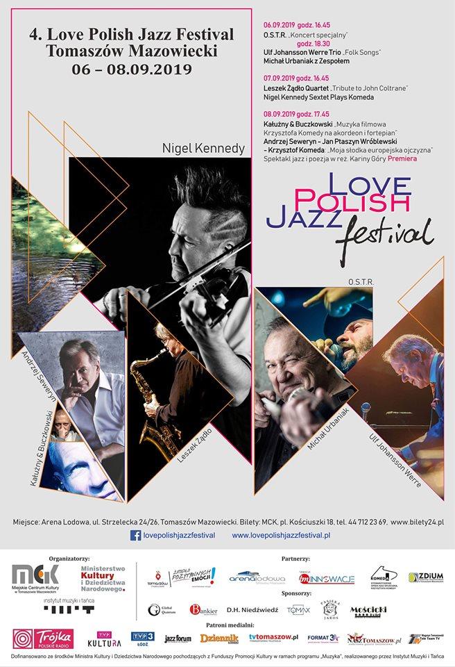 4. Love Polish Jazz Festival Tomaszów Mazowiecki