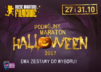 Helios Tomaszów Mazowiecki zaprasza na Maraton Halloween