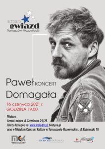 Koncert Pawła Domagały