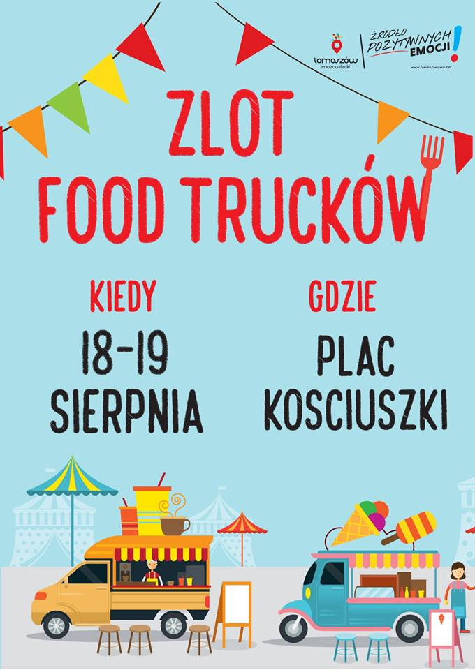 Tomaszowski Zlot Foodtrucków