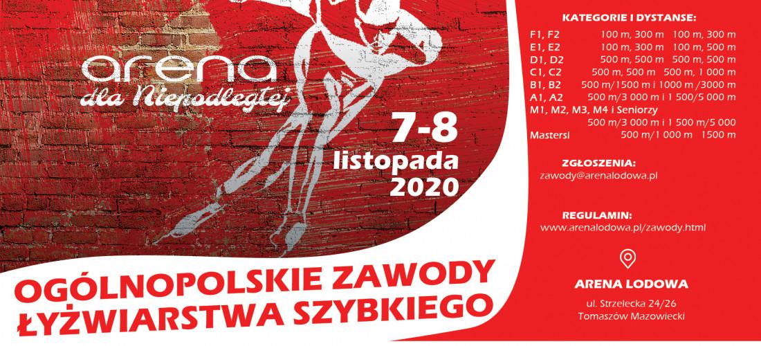 Ogólnopolskie Zawody Łyżwiarstwa Szybkiego