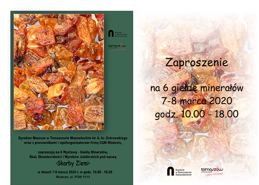 6. Wystawa i Giełda Minerałow i Wyrobów Jubilerskich