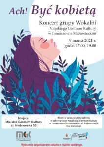Ach! Być kobietą - koncert grupy Wokalni