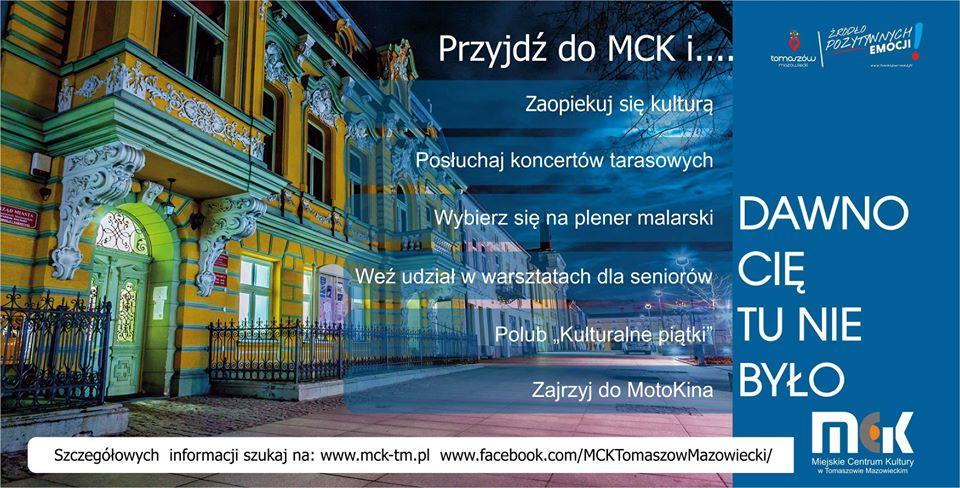 Przyjdz do MCK i...